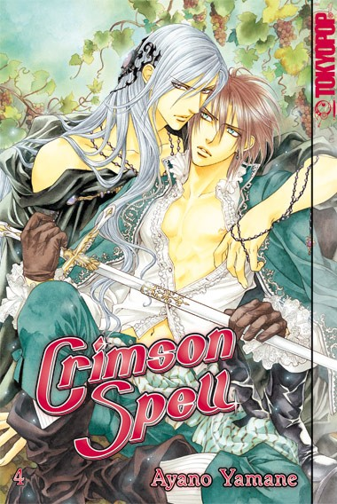 Crimson Spell, Band 04