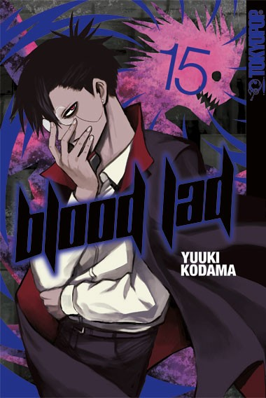 Blood Lad, Band 15