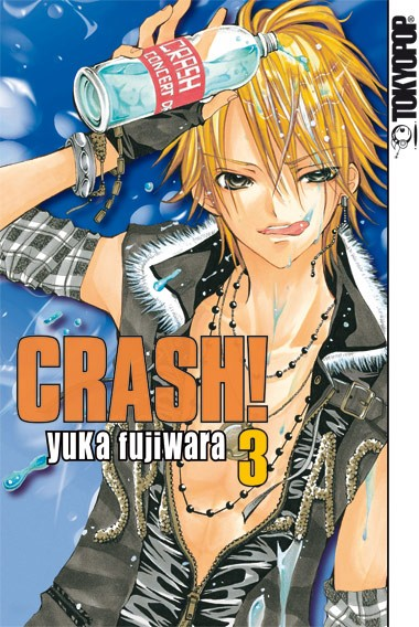 Crash!, Band 03