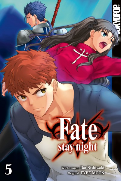 Fate/stay night, Sammelband 05