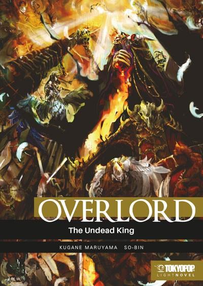 Postkarte: Overlord Light Novel
