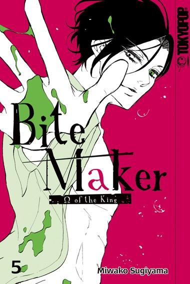 Bite Maker – Omega of the King, Band 05