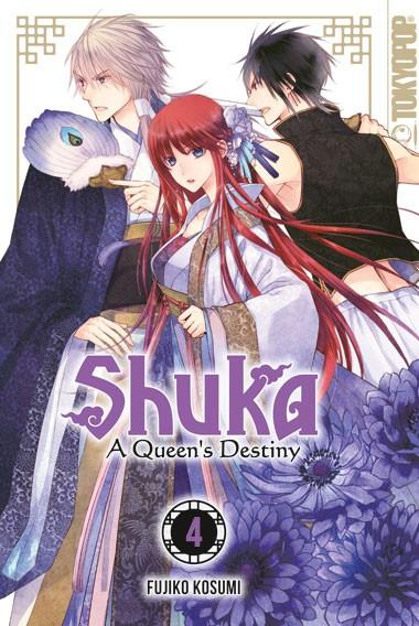 Shuka – A Queen's Destiny, Band 04