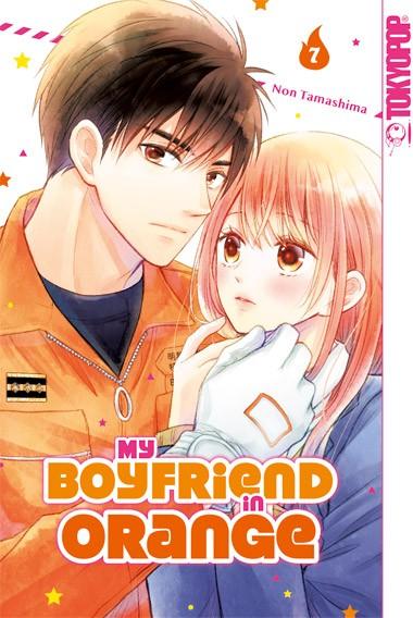 My Boyfriend in Orange, Band 07