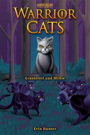 Warrior Cats, Band 01: Graustreif und Millie