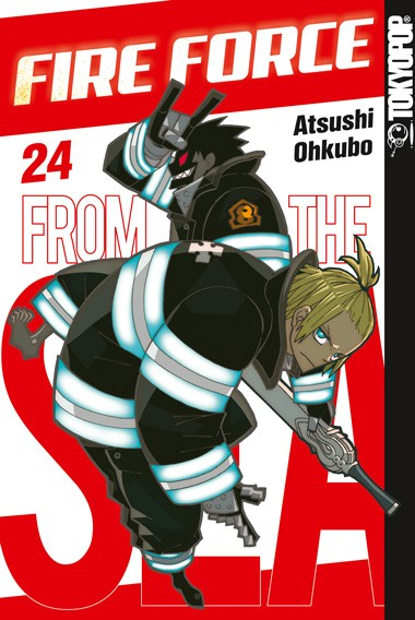 Fire Force, Band 24