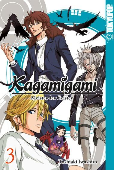 Kagamigami, Band 03