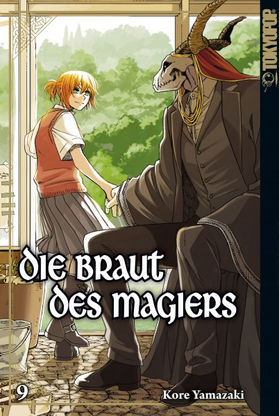 Die Braut des Magiers, Band 09