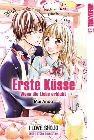 Erste Küsse