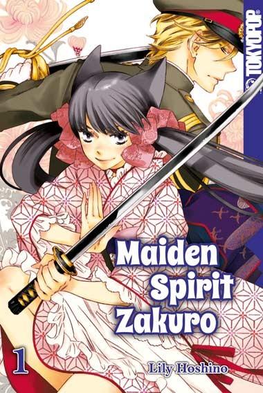 Maiden Spirit Zakuro, Band 01