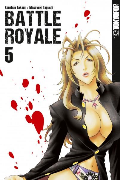 Battle Royale, Sammelband 05