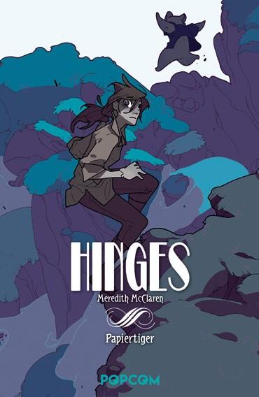 Hinges, Band 02: Papiertiger