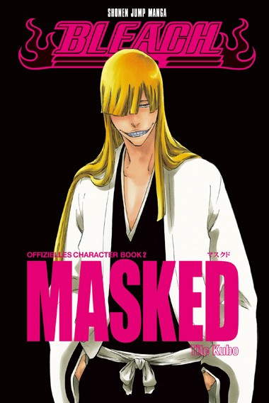 Bleach Character Book – MASKED, Band 02 (Guidebook)