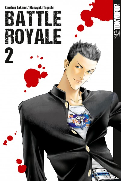 Battle Royale, Sammelband 02