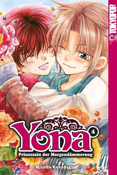 Yona – Prinzessin der Morgendämmerung, Band 04