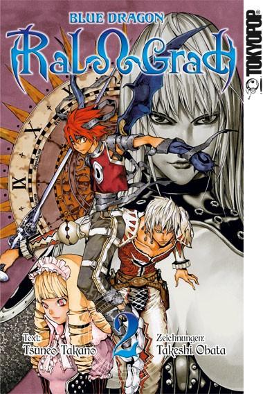 Blue Dragon RalΩGrad, Sammelband 02 (Abschlussband)