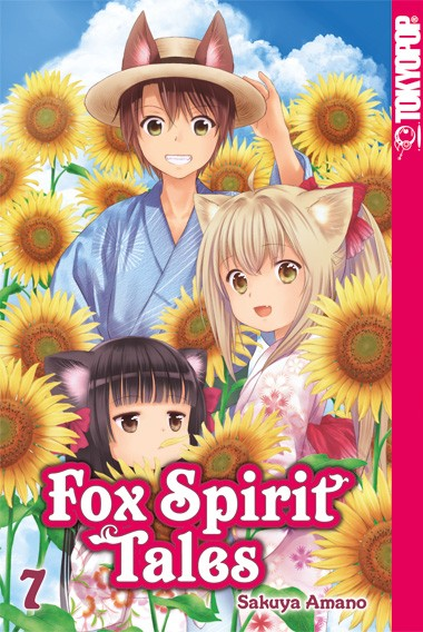 Fox Spirit Tales, Band 07