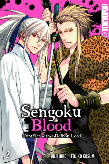 Sengoku Blood, Band 02
