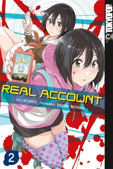 Real Account, Band 02