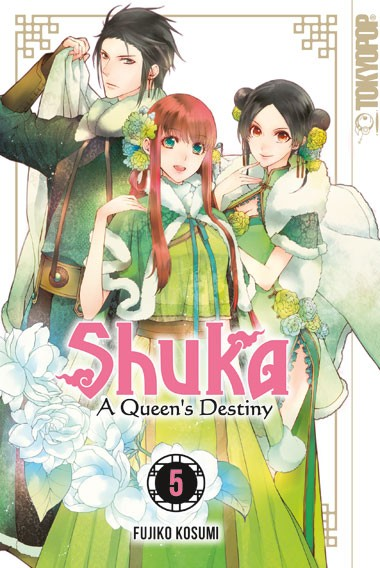 Shuka – A Queen's Destiny, Band 05