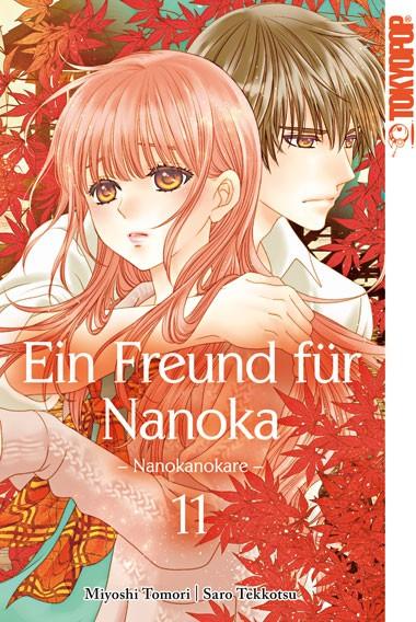 Ein Freund für Nanoka – Nanokanokare, Band 11