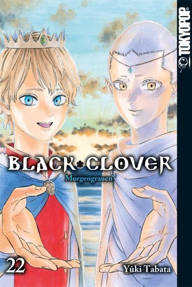 Black Clover – Morgengrauen, Band 22