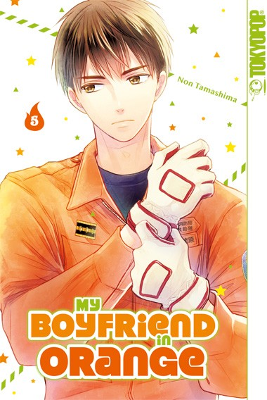 My Boyfriend in Orange, Band 05