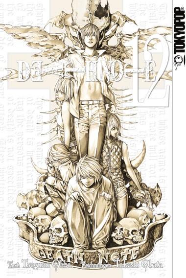 Death Note, Band 12 (Abschlussband)