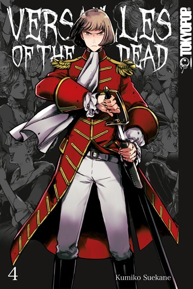 Versailles of the Dead, Band 04
