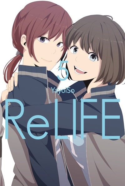 ReLIFE, Band 05