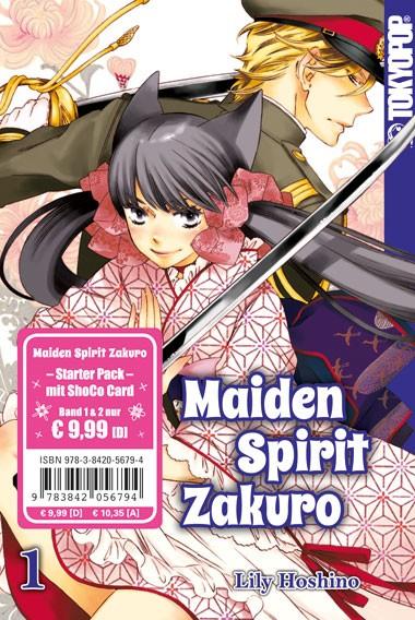 Maiden Spirit Zakuro Starter Pack