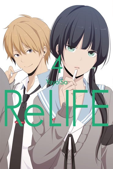 ReLIFE, Band 04
