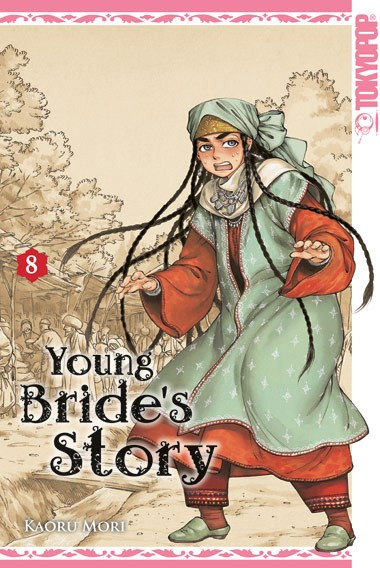 Young Bride's Story, Band 08