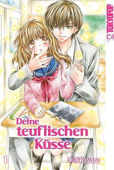Deine teuflischen Küsse, Band 01 (Limited Edition)