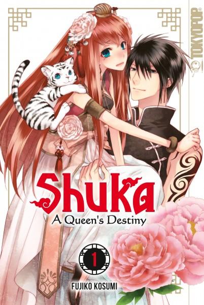 Shuka – A Queen's Destiny, Band 01