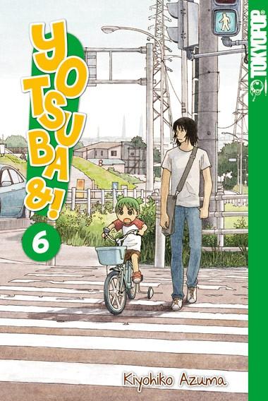 Yotsuba&!, Band 06