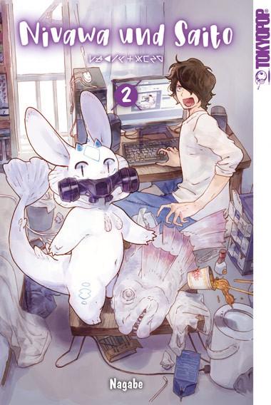 Nivawa und Saito, Band 02