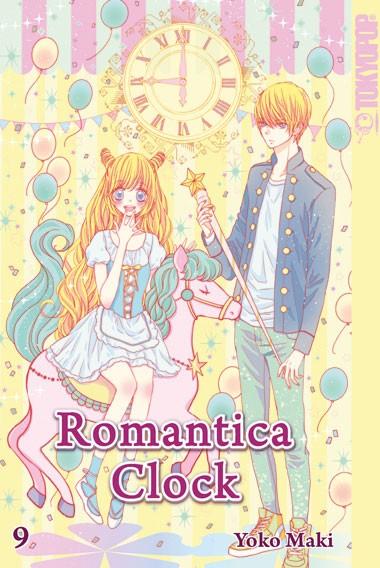 Romantica Clock, Band 09