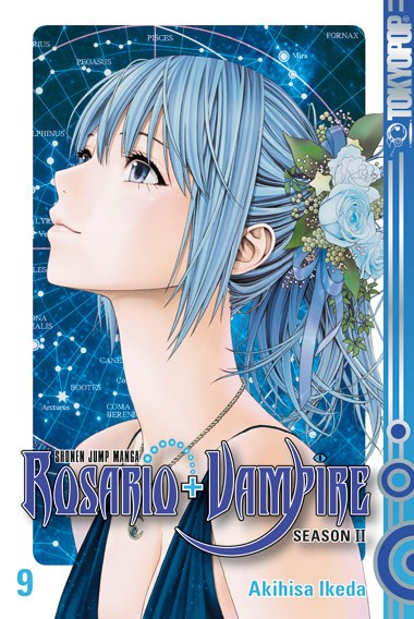 Rosario + Vampire Season II, Band 09
