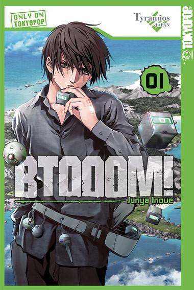 BTOOOM!, Band 01