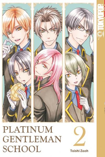 Platinum Gentleman School, Band 02