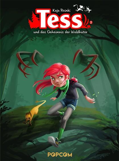 Tess und das Geheimnis der Waldhüter, Heft 02