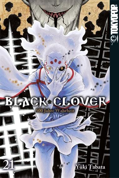 Black Clover – 500 Jahre Wahrheit, Band 21