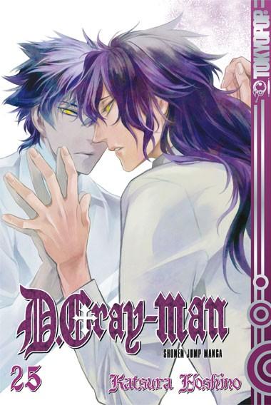 D.Gray-Man, Band 25