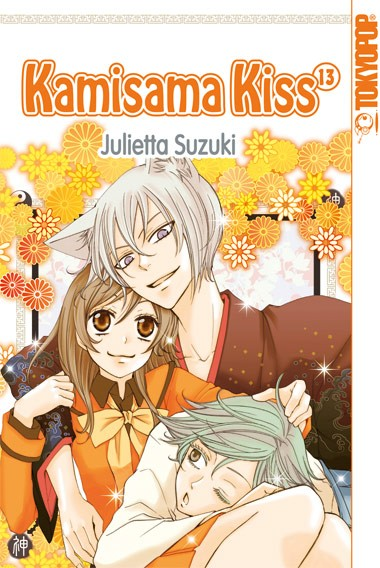 Kamisama Kiss, Band 13