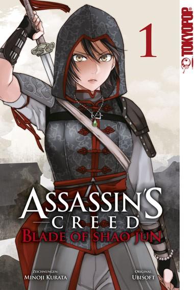 Assassin's Creed – Blade of Shao Jun, Band 01