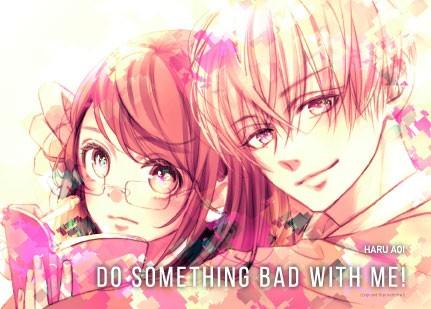 Postkarte - Do something bad with me
