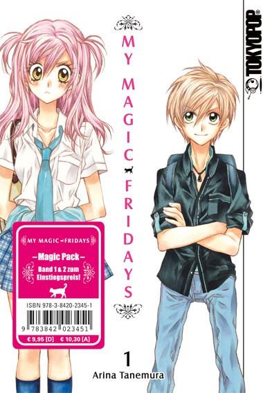 My Magic Fridays Magic Pack