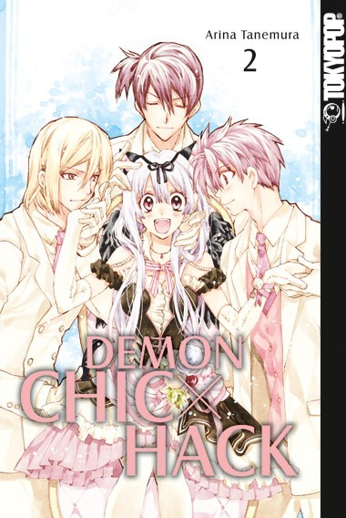 Demon Chic x Hack, Band 02