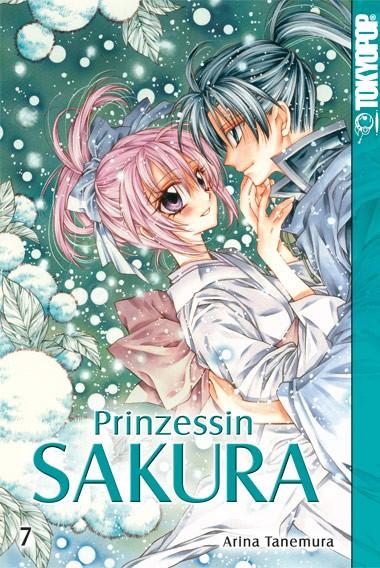 Prinzessin Sakura, Band 07